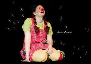 Clown Charakter