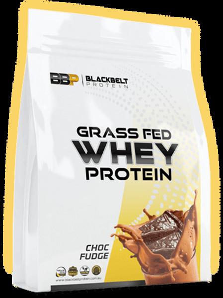 Grass-fed whey protein Choc Fudge