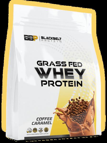 Grass-fed whey protein Coffee Caramel