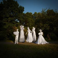 живые статуи hpshow.ru  (4)