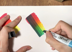 Blending alcohol markers for beginners!