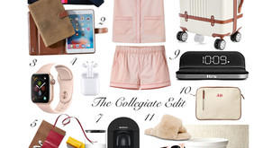 Gift Guide - The Collegiate Edit