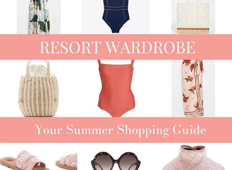 Summer Is Here! Does Your Resort Wardrobe Need A Refresh?
