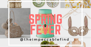 Spring Fever - Easter is upon us!