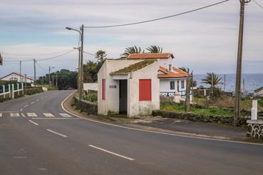 Paragem de Autocarro do Porto Martins