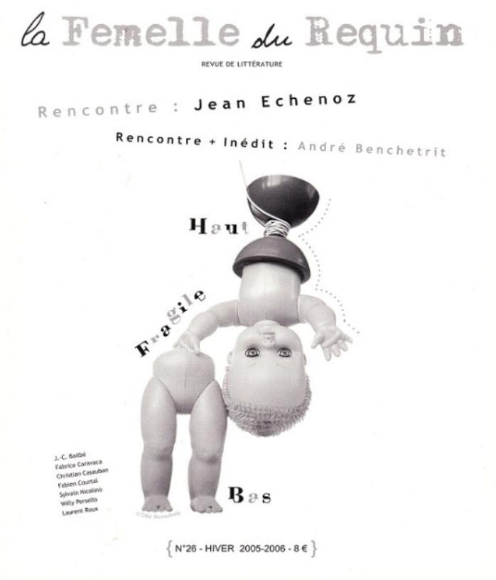 LFDR 26 J. ECHENOZ / S. BENCHETRTIT