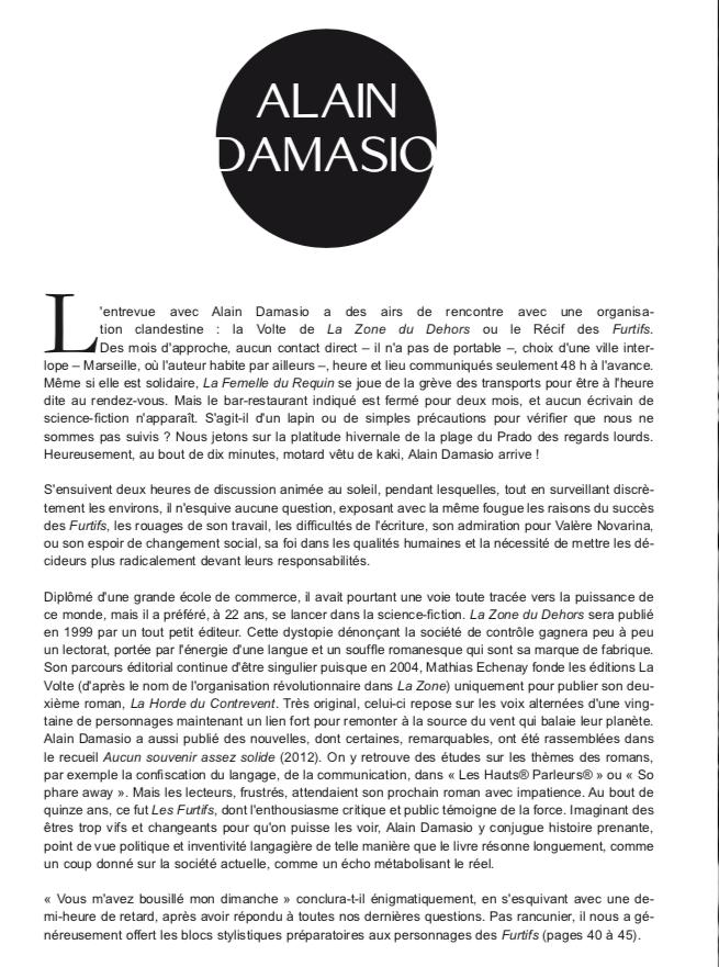 LFDR 52 DAMASIO/HENRY