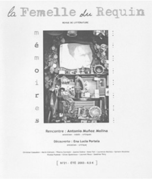 LFDR 21 A. MUNOS MOLINA (épuisé)