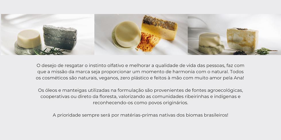 White and Cream Delicate Organic Aromath