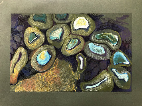 Anemones Communing