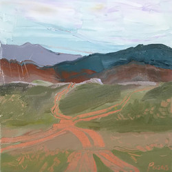 wandering color study #10