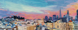 Sunset Over SF