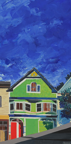 Sunny Potrero House