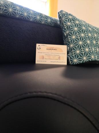 Le Confort du massage à domicile