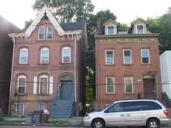 Newburgh Row houses