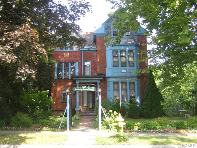 Newburgh Mansion