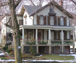 Newburgh Mansion