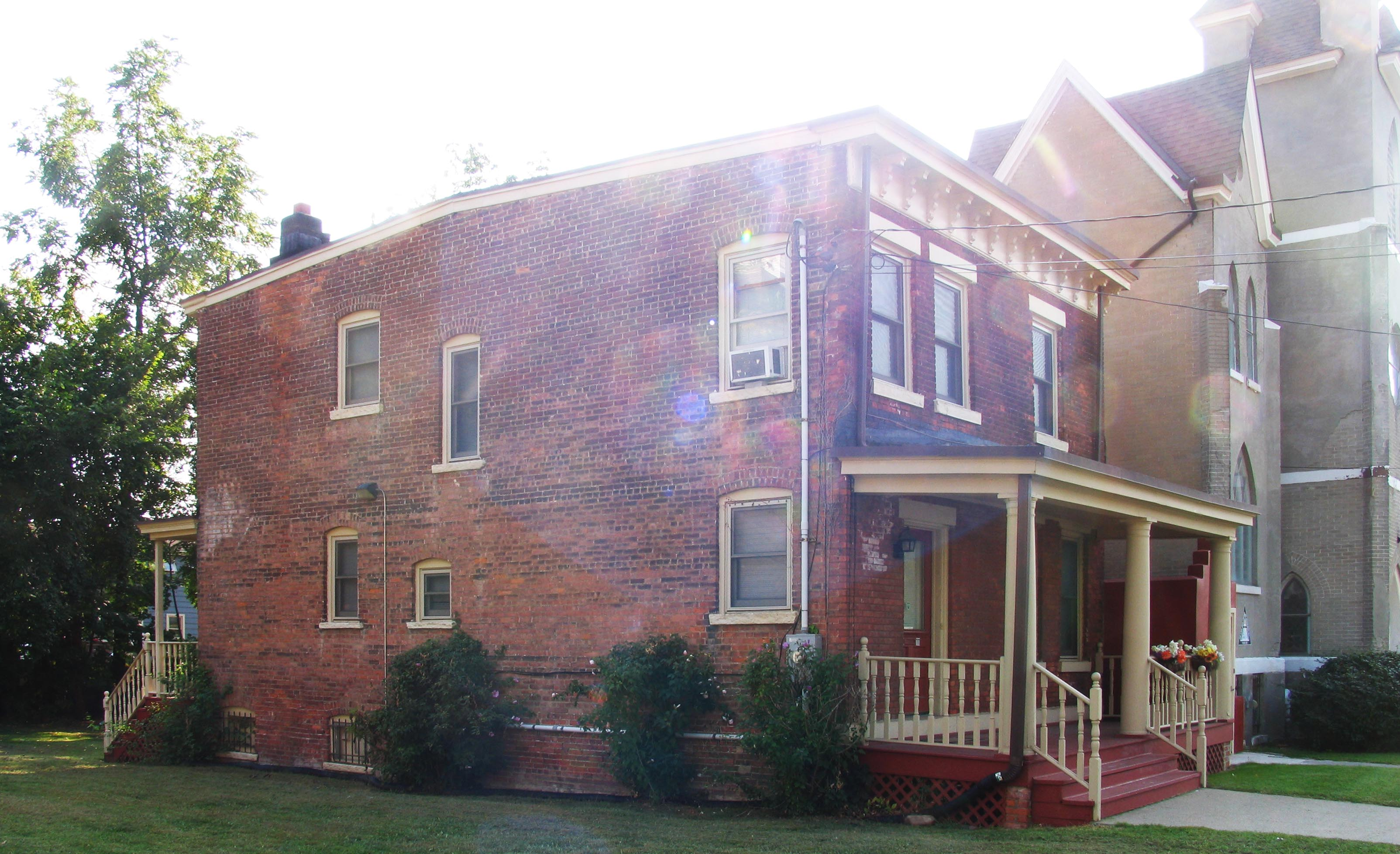 Newburgh home