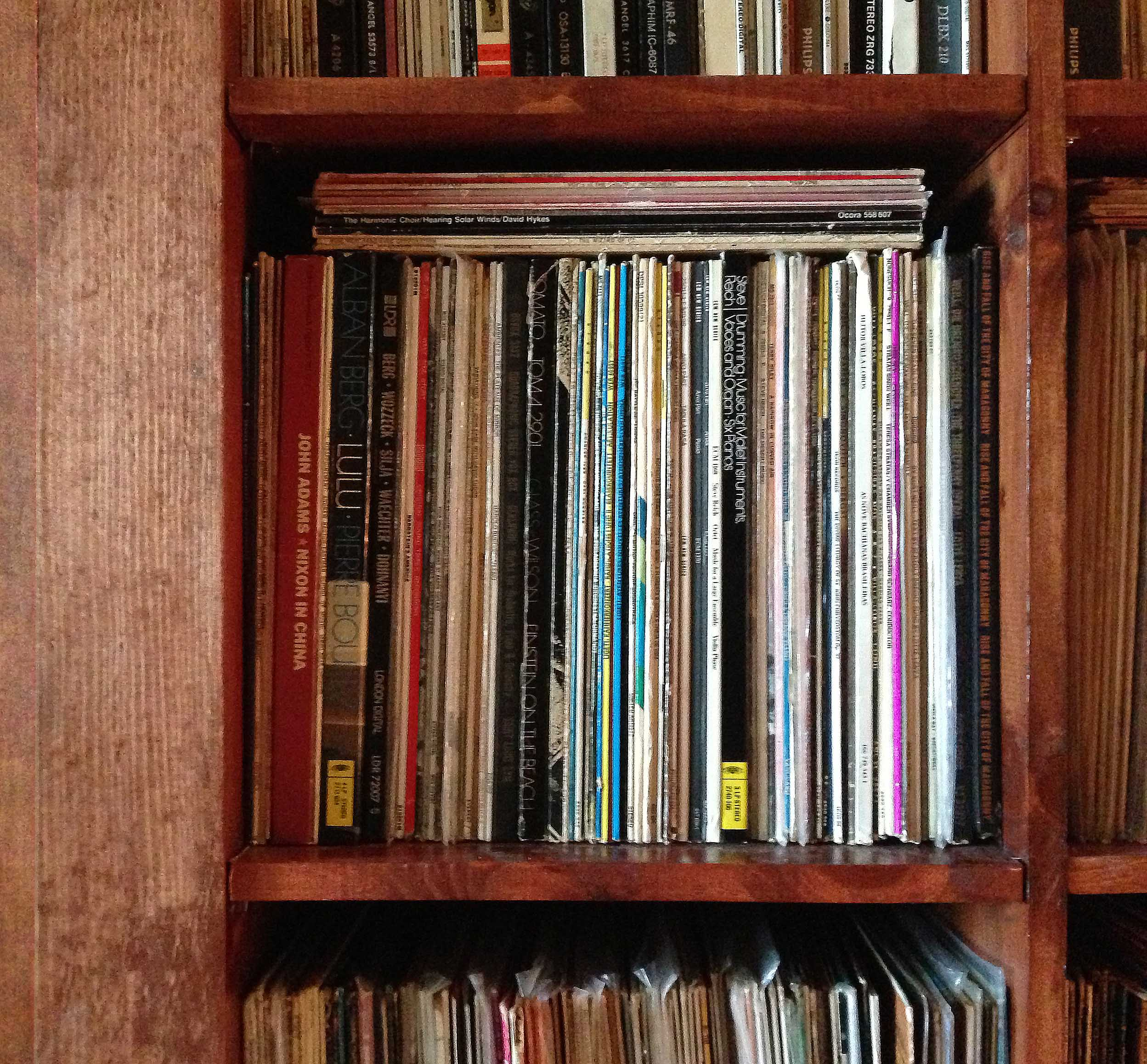 The Vinyl Library