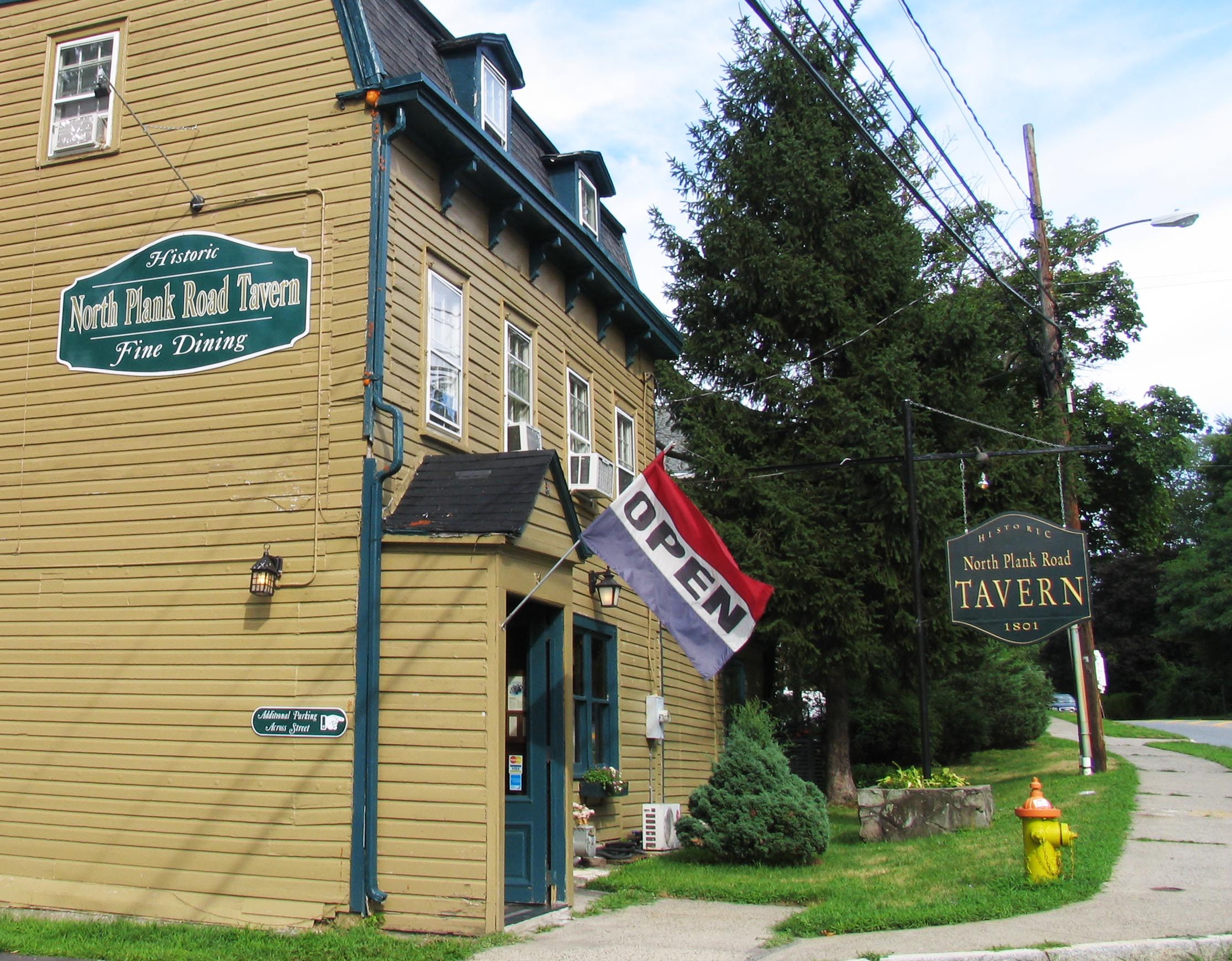 North Plank Tavern