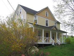 Cochecton farmhouse