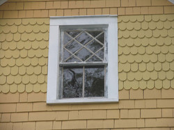 Cochecton: attic window