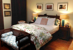 Loft - the bedroom