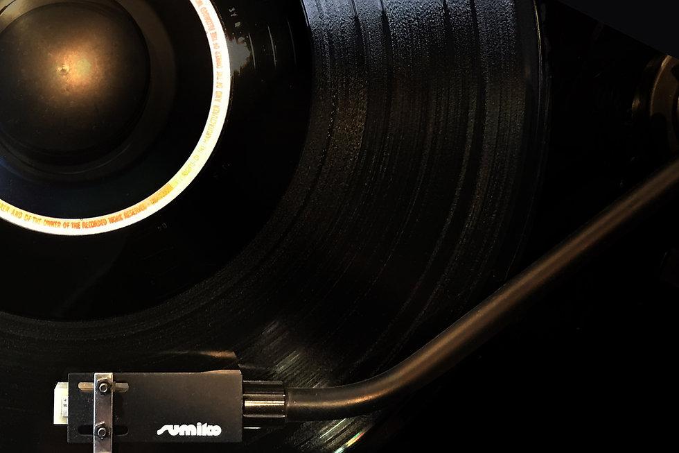 About Her Master's voice Vinyl Sundays