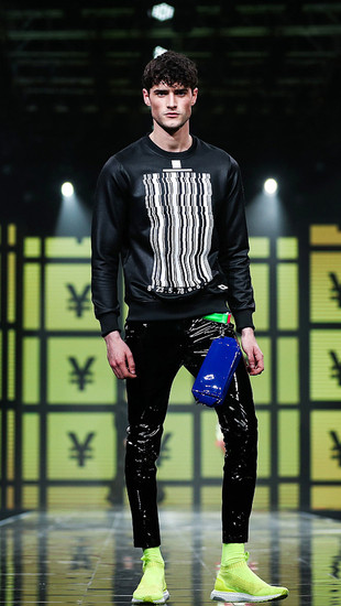 YEZAEL shanghai fashion week fw 18-19