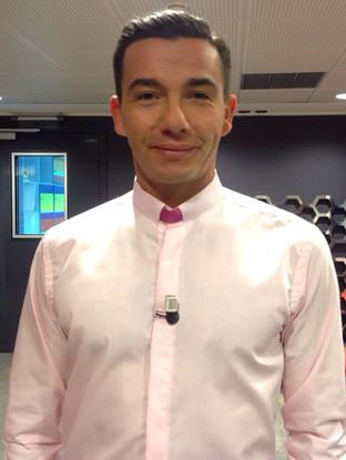 Diego Passoni, radio host