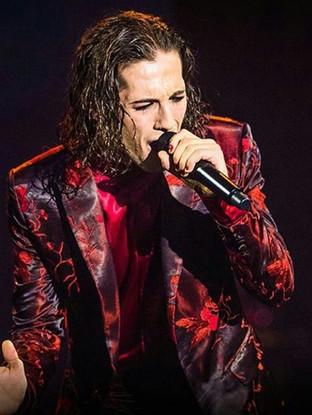 Damiano David, singer