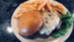 Wild Rice Burger $10.95