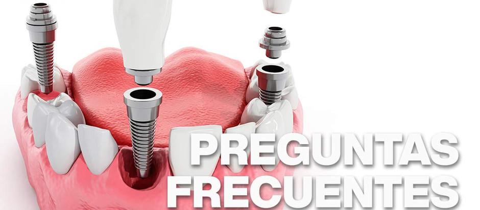 Precio de un Implante Dental en Fuenlabrada
