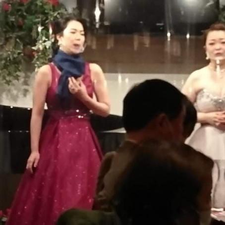 1月27日 歌姫達が誘う艶めき夜奏会終了しました