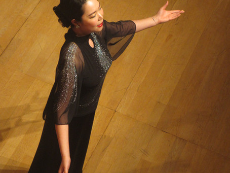 ソプラノとピアノが紡ぐサルスエラとハムレット終演!