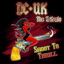 Shoot To Thrill Cover AC:DC UK As DC : U