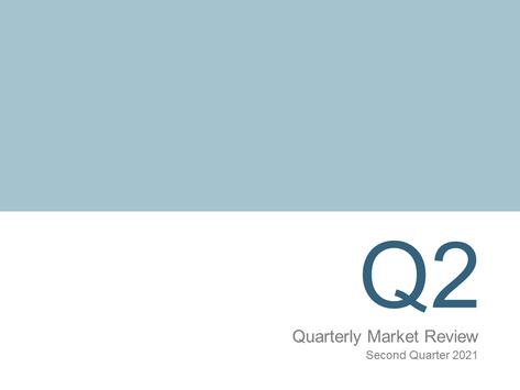 2nd Quarter Market Review