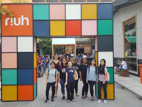 VR Program: Retro Riuh - Arts Festival, APW