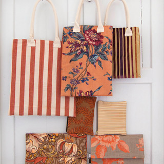 Tote, Clutch, Pouch Collection - Summer Sunsets