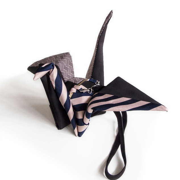 Origami Pouch Bag 2#