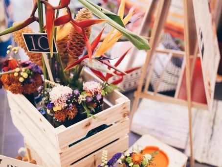 Floral Pop-up