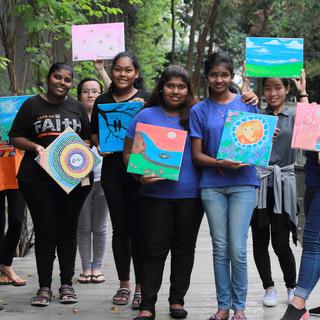 YWCA_VTOC Recreation Program_Art Jam 1.J