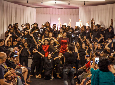 Fashion Show - End Performance - This Is