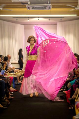 Fashion Show - Warrior Women - Chinese G
