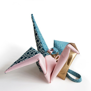 Origami Pouch Bag 1#