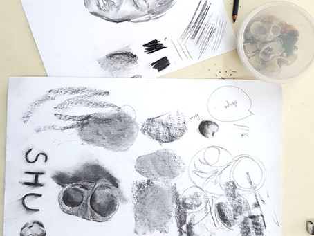 VR: Charcoal Drawing Class