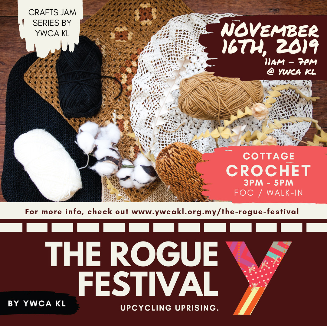 YWCA KL - The Rogue Festival - Craft Jam