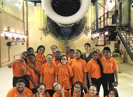 GE Aviation Facility Site Visit
