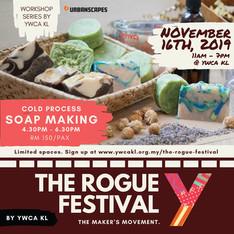 YWCA KL - The Rogue Festival - Workshop