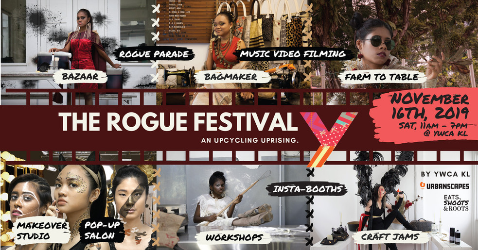 The Rogue Festival by YWCA KL - FB Event